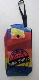 Necessaire porta celular Now United
