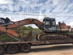 Peças para escavadeira FH200 / FH220