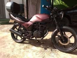Vendo Honda CBX 200 Strada