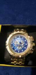 Relógio Invicta Reserve Venon Dourado