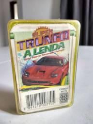 Super Trunfo Ferrari A Lenda