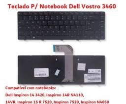 Teclado para Notebook Dell Vostro 3460