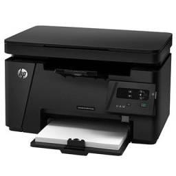 Impressora Multifuncional Laser HP M125a Só 1400,00