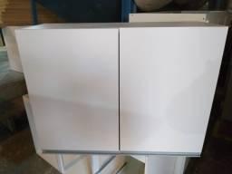 Armário para lavanderia aéreo 0,80m
