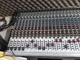 Mesa analogica eurodesk sx3242fx 32 canais