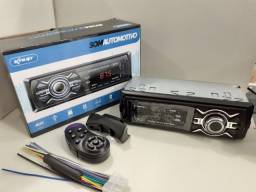 Radio Automotivo C/ Bluetooth Knu