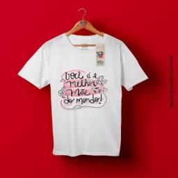 Camisetas Dia das Mães