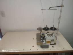 Máquina de costura Overlock industrial JACK