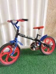 Bicicleta infantil aro 16.