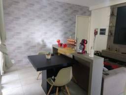 Apartamento com 2 dormitórios à venda, 52 m² por R$ 260.000,00 - Vila Cristina - Rio Claro