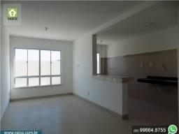 Apartamento Novo no Eusébio com piso porcelanato - Documentação Grátis!