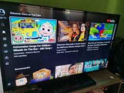 Tv LG 47 polegadas + TV Box