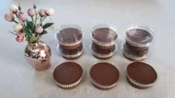 Mousse    chocolate nobre