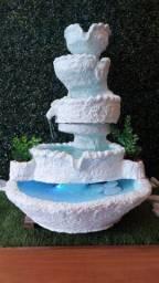 Cascata Decorativa para ambiente interno ou externo
