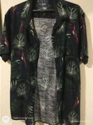 Camisa floral Tam.G