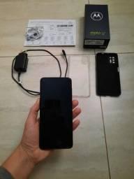 Moto G9 Plus Completo 128gb (Garantia / Praticamente Novo)