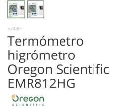 Vendo termohigrometro Oregon