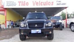MITSUBISHI TR4 ANO e MOD 2008 FLEX 4X4 AUTOMÁTICO( LOJA TIÁO VEÍCULOS CARPINA PE)