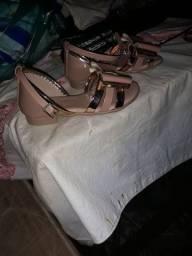 vendo sandália bebelucha