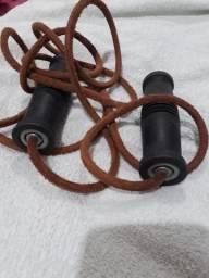 Corda rotativa para malhar