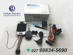 Rastreador e Bloqueador Original Coban GPS Tracker (Sem Mensalidade)