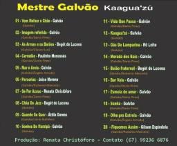 CD Virtual - Mestre Galvão - Kaagua'zú