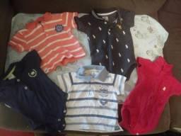 Lotes de roupa