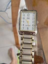 Relógio QQ quartz pulseira original