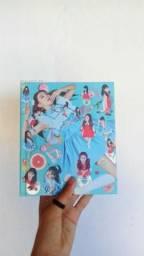 Troca red velvet álbum KPOP