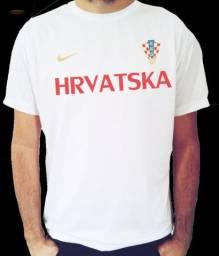 Camiseta Croácia