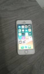 "Iphone 5s 16gb.único detalhe biometria ""off"""