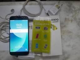 Galaxy J7 Pro 64Gb C/Nf, Caixa e Acessórios- Semi Novo - Parc/Cartão