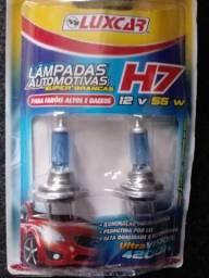 Lâmpada H7 SUPER BRANCA