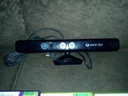 Vendo Kinect + 4 jogos todos originais