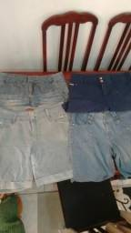 4. bermudas jeans