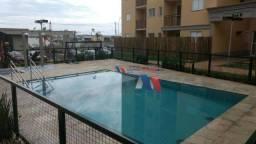 Apartamento com 2 dormitórios para alugar, 50 m² por R$ 800,00/mês - Jardim Marajó - São J