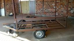 Carretinha Ford truck