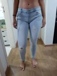 Calça jeans da forever 21