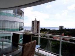 Imperdivel Ilha Bella- Ponta Negra 100% mobiliado -Andar Alto