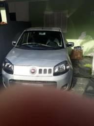 Fiat Uno Vivace 1.0 / 4 portas 2015 Ar. Cond Dir. Hidráulica R$ 24.500,00 - 2015