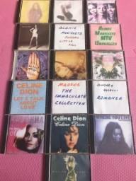 CD pop internacional