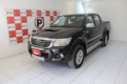 TOYOTA HILUX 2013/2014 3.0 SRV TOP 4X4 CD 16V TURBO INTERCOOLER DIESEL 4P AUTOMÁTICO - 2014