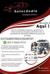 Autolândia Autopeças - Barato é aqui ! - 2012