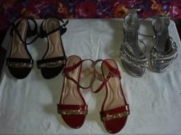 Vende-se lotes de Sapatos e peças individuais