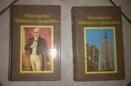 Enciclopédia Histórica e Geográfica - Oesp Maltese