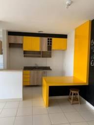 Apartamento de 2 quartos modulado e climatizado no Reserva das Praias