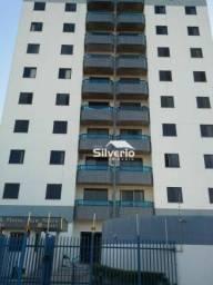 Apartamento com 3 dormitórios à venda, 90 m² por r$ 415.000 - jardim das indústrias - são