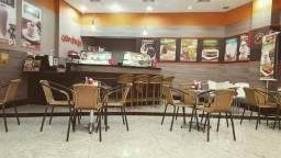 Cafeteria no Shopping Park Lagos