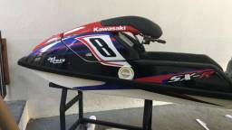 Jet ski sx kawasaki em pé sxi sxr sx 650 750 - 1991
