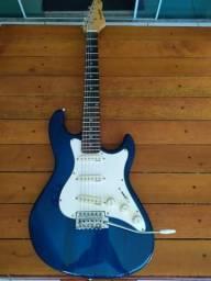 Guitarra Strinberg Stratocaster azul